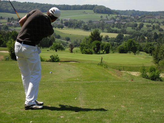 Golfen in Einsabch bei München
