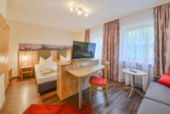 Zimmer im Hotel Hainzinger
