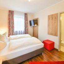 Zimmer im Hotel Einsbach in Einsbach