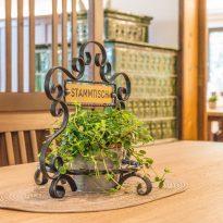 Stammtisch im Restaurant Hotel Hainzinger
